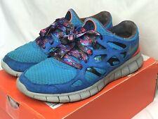 d5029c2b28112 Nike FREE RUN+ 2 DB DOERNBECHER GALAXY BLUE CRIMSON BLACK GREY 578363-446  11.5