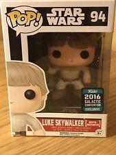 Luke Skywalker (: Bespin encuentro) Funko Pop Figura