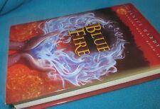 Blue Fire ~ Janice Hardy. 1st HbDj. Bk 2. The HEALING Wars.  UNread!  in MELB