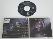 MEGADETH/COUNTDOWN TO EXTINCTION(CAPITOL 0777 798531 2 0) CD ALBUM