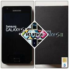 Samsung Galaxy S2 Teléfono inteligente (tres Móvil), 16GB, en caja original.