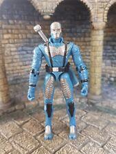 Action Force/GI Joe Valor vs Venom Cobra Night Creeper Ninja Light Blue Variant