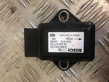 2004 PEUGEOT 307 SW 2.0 HDI ESP YAW RATE SENSOR 9645447780 0265005253