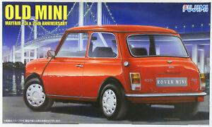 1:24 Scale Fujimi Old Mini Model Kit #858p