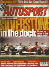 May Motor Sports Magazines in English
