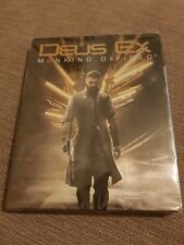Deus Ex Mankind Divided Collector's Edition Steelbook Xbox One cheapest on EBay