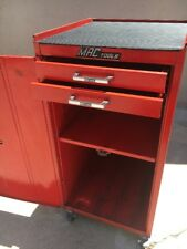Mac Tools Side Box Rolling Cart Shop tool Chest_Box on Casters