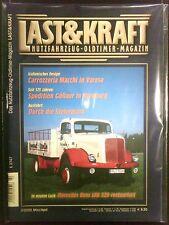 LAST & Kraft    Nutzfahrzeuge-Oldtimer   Nr: 2 aus 2005   in Schutzhülle
