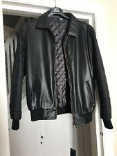 Men's Eco Leather Coat XL