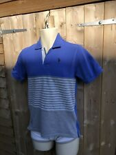 US POLO ASSN Unisex Tshirt Size L 100% Cotton