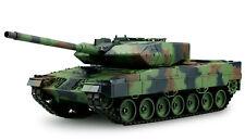 Heng Long 1:16 RC Panzer Leopard 2 A6 Rauch Sound Metallgetriebe Schuss 2.4GHz