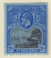 ST HELENA 69  MINT HINGED OG * NO FAULTS EXTRA FINE!