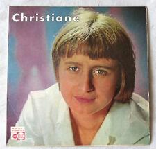 33 TOURS 25 cm CHRISTIANE N°1 UNI DISC 25135 S TRES BON ETAT