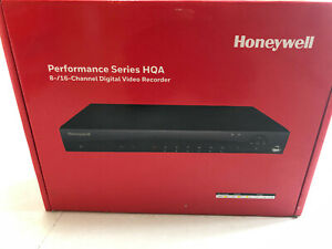 Honeywell Performance Series HQA 16-Channel DVR HRHQ1160