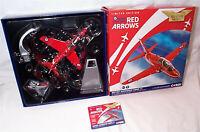 BAE Hawk T1 RAF 2018 Red Arrows RAF Scampton AA36015 1/72  Ltd Edition New