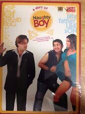 Naughty Boy, DVD, Bollywood Film, Hindu Language, English Subtitles, New