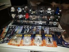 Star Wars DeAgostini Helmet Collection Bundle 1-20 Plus extras and Magazines