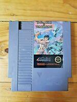 NES WIZARDS & WARRIORS GAME CARTRIDGE NINTENDO ENTERTAINMENT SYSTEM USA NTSC