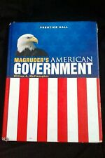 Magruder's American Government 2009 Student Edition by Prentice-Hall Staff...