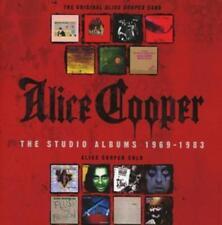 The studio album 1969-1983 di Alice Cooper (2015)