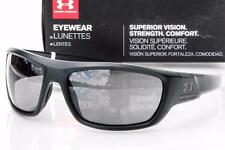 NEW UNDER ARMOUR PREVAIL SUNGLASSES Satin Black/Grey Multiflection UA 8600034