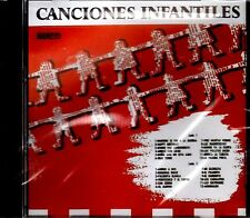 CANCIONES INFANTILES - EXITOS ORIGINALES CD
