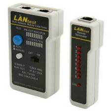 Ethernet Network for Rj45/Rj11/Utp/Stp Lan Cable Tester Wire Testing Meter Tool