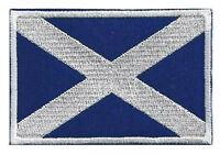 Patche écusson patch thermocollant Scotland Ecosse 85 x 55 cm brodé