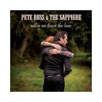 PETE ROSS & THE SAPPHIRE - ROLLIN ON DOWN THE LANE  VINYL LP ROCK GARAGE NEW+