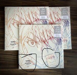 Pre Order宇多田光 Hikaru Utada One Last Kiss Analog US Transparent Vinyls 特典