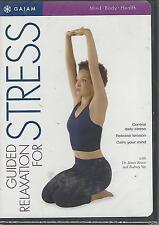 Guided Relaxation for Stress (DVD, 2004)