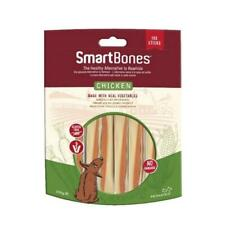 SmartBones SmartSticks CHICKEN 10pk Dog Chew Treat Reward NO RAWHIDE