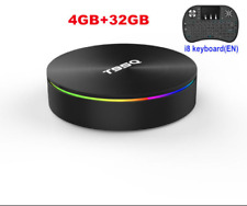 2018 Release ONLY SELLER!! Android Smart TV Box T95Q 4K HD WiFi Quad-Core 4G+64G