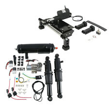 Electric Center Stand & Air Ride Suspension For Harley Street Road Glide 09-16