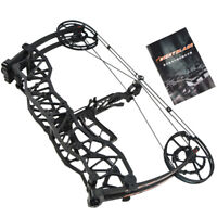 NIGHT BLADE Compound Bow Archery Hunting Catapult Fishing Steel Ball Slingshot