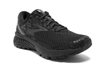 Brooks Ghost 11 Women's Running Shoes Black Breathable Run Sneakers 1202771D071