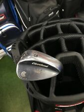 Cleveland 588 RTX 58 Degree Lob Wedge Chrome Finish Multi Compound Grip