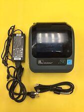 Zebra GK420d (GK42-202510-000) Thermal Shipping Label Barcode Printer + USB