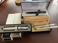 Waterford Marquis/Vintage Cross/DJB - assortment of 8 writing instruments