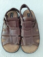 Hush Puppies Mens Brown Sandals UK11