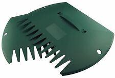 2 LARGE GRAB HANDS LEAF GRABBERS SCOOP LEAVES GREEN PLASTIC COMFORTABLE HANDLE