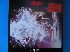 LP THE STRANGLERS ALL LIVE AND ALL OF THE NIGHT  GATEFOLD NUOVO LOOK