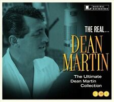 DEAN MARTIN The Real... 3CD BRAND NEW Digipak The Ultimate Collection