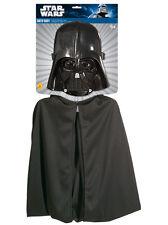 Star Wars the Clone Wars Darth Vader Kinder Maske+Umhang Kostüm Fasching NEU