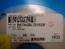 KOA 0603 Resistor 154 OHM 1/% 5000pcs RK73H1JT1540F