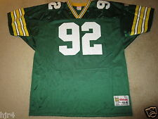 Reggie White #92 Green Bay Packers NFL Wilson Jersey 54 2XL