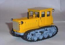 1:43 DT-54 Soviet Tractor Die cast model & magazine 2 HACHETTE russian