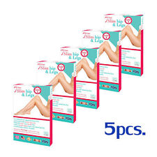 5 BOXES 7 Days Slim Hip & Legs No side effect Suitable 10 capsules Free Shipping