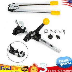 Strapping Banding Tool Machine Tensioner Sealer PP Packaging Strapping Tool Kit