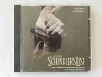 CD Schindlers´s List Music from the Original Motion Picture Soundtrack